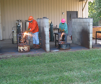 Laborers - AGC Training Center High Hill welding