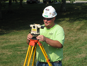Laborers - AGC Training Center High Hill surveying